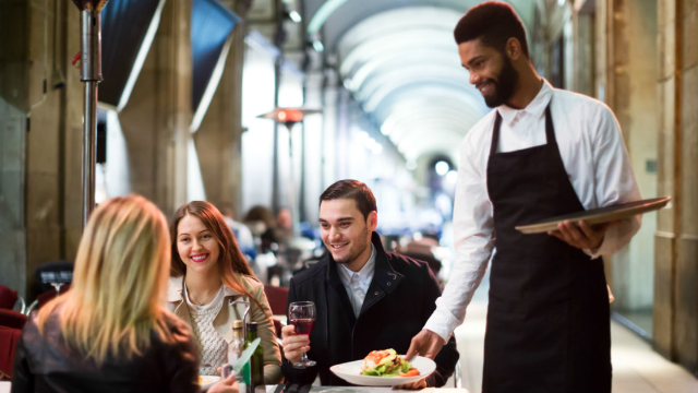 26 Servers Share the Amazing Things They've Overheard at Their Tables.