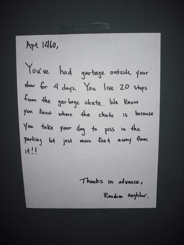 34 genius ways to deal with an a**hole neighbor.