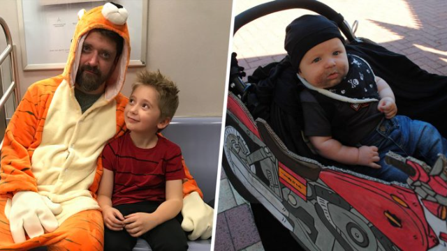 27 parents who absolutely slayed halloween.