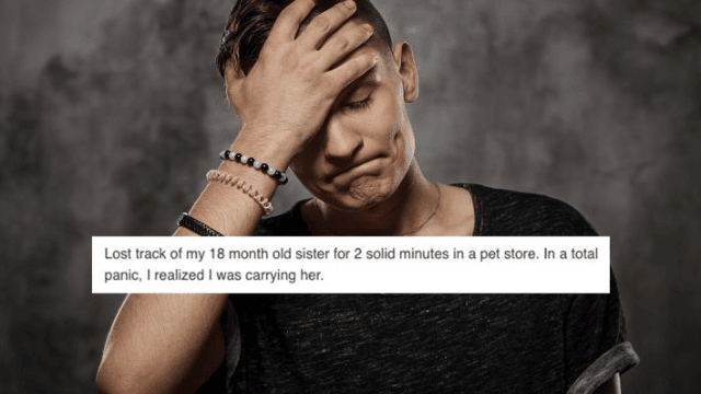 27 people share the dumbest thing they've ever done while their brain was on autopilot.