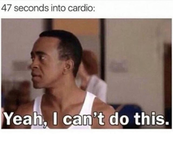 27 memes for anyone utterly failing on their diet.
