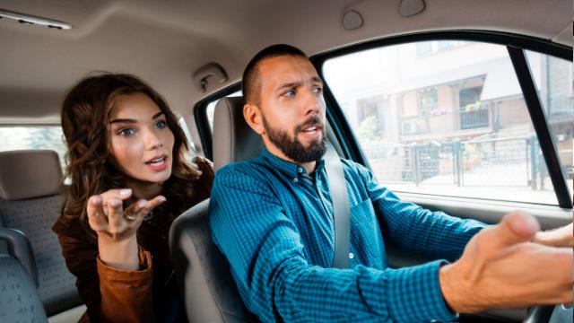 30 cringeworthy conversations overheard in an Uber. Engage 'surge' eye rolling.