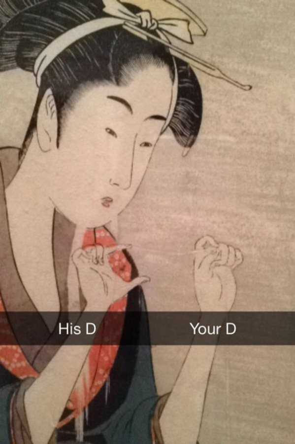 55 Snapchats that are really clever and also really dumb.