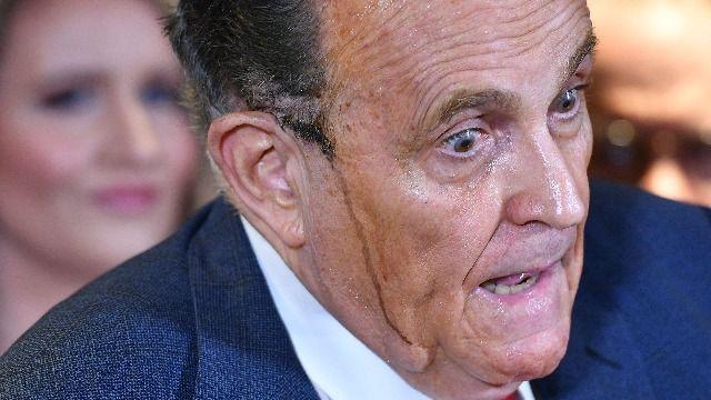 Dominion Voting Systems sues Giuliani