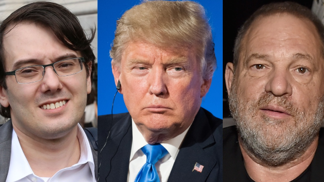 5 people who had a worse 2017 than you.
