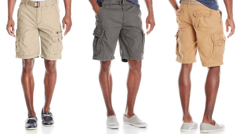 5 reasons you shouldn't feel ashamed for rocking a pair of cargo shorts.