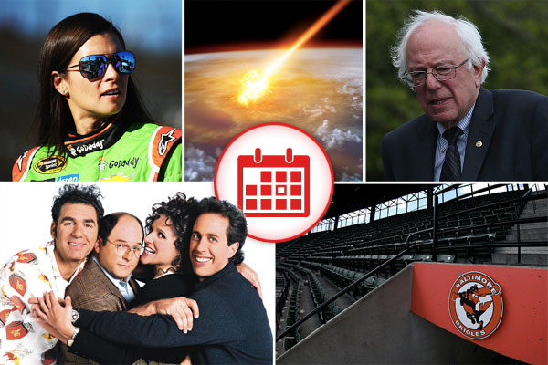 5 Things You Should At Least Pretend To Know Today - April 29, 2015