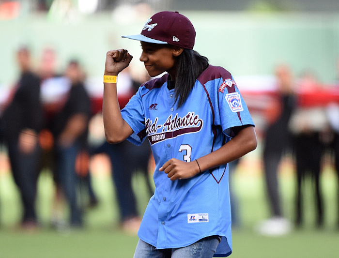 5 things we can learn from Mo'ne Davis, who is wise beyond her years.