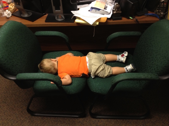 13 times Take Your Child to Work Day had disastrous, unexpected, or adorable results.