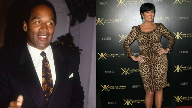 6 totally bonkers details about O.J. Simpson's alleged affair with Kris Jenner.