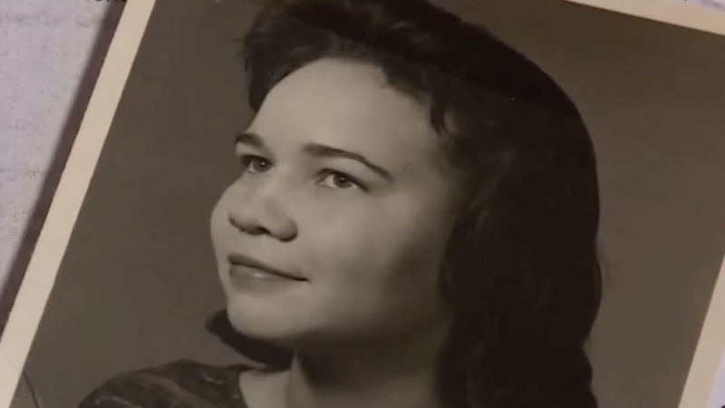 70 years after she was adopted, this woman found out she's white.