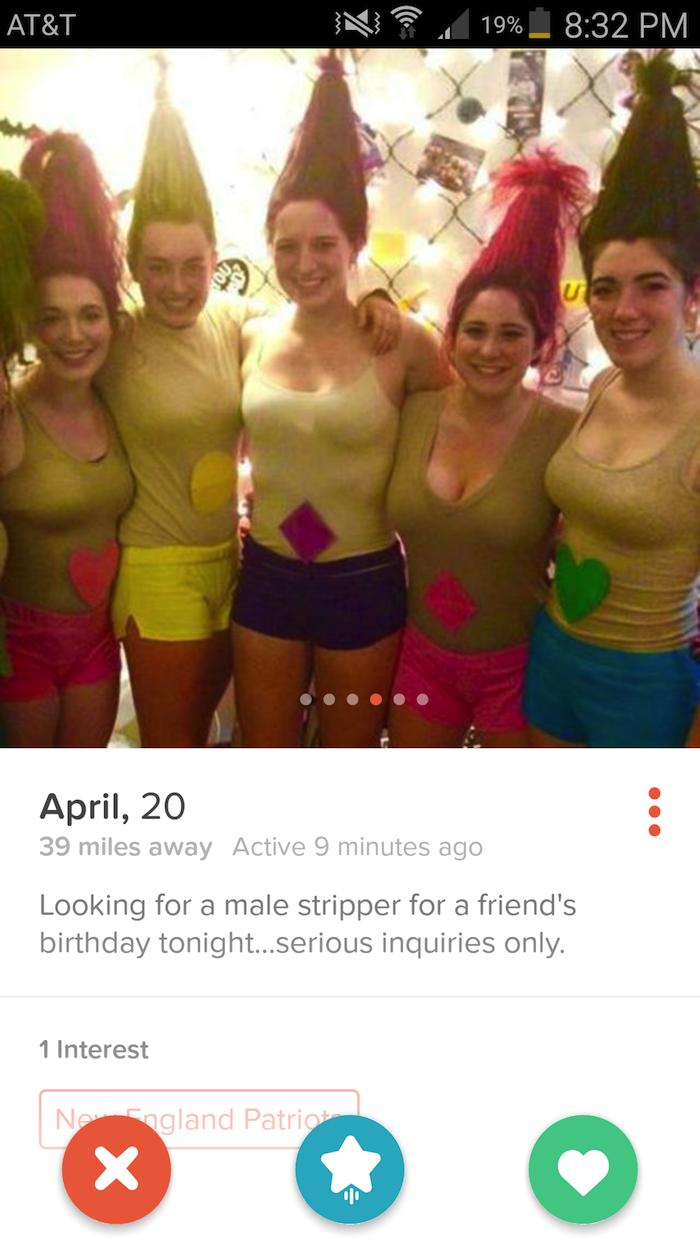 Best tinder profiles reddit  20 Of The Best Tinder Profiles