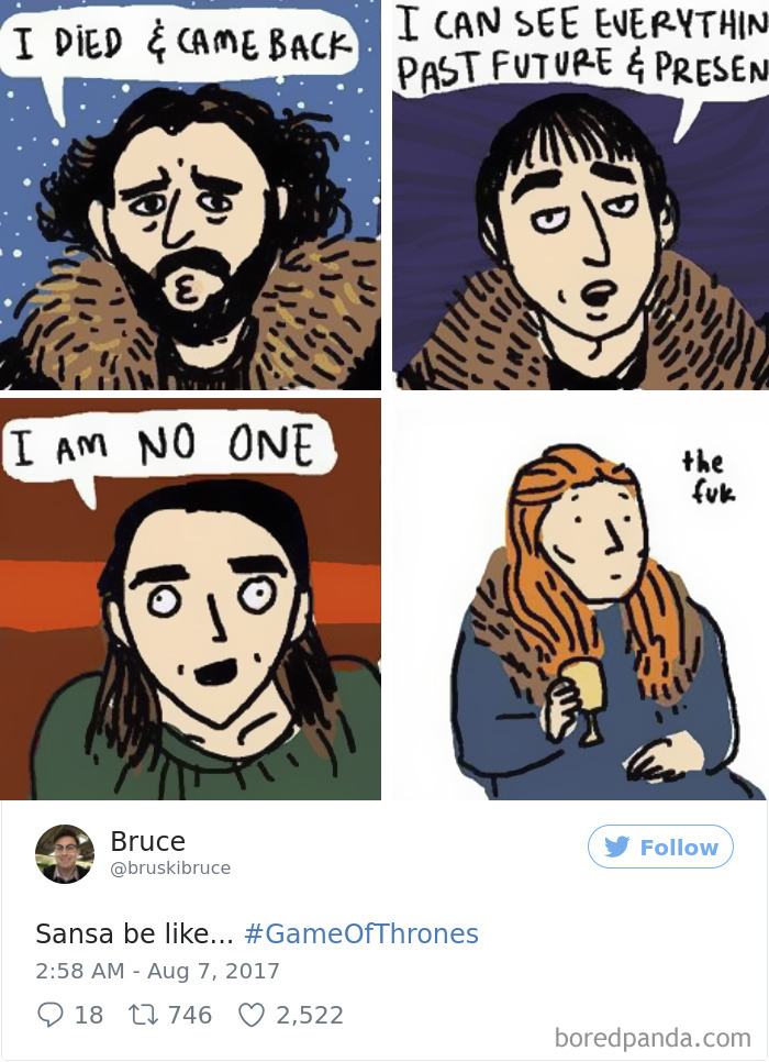 70 Memes You'll Only Find Funny If You Watched Season 7 Of GoT