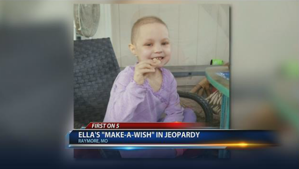 Villain of the Day: This homeowners association won't let a 6-year-old girl with cancer have a backyard playhouse.