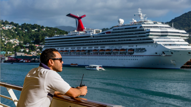 9 Cruise Ship Workers Dish the Dirty Details of Life at Sea.