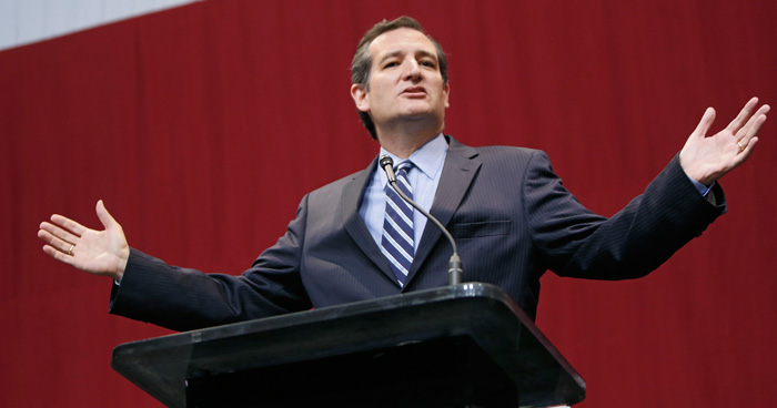 9 TED Talks Ted Cruz would give.
