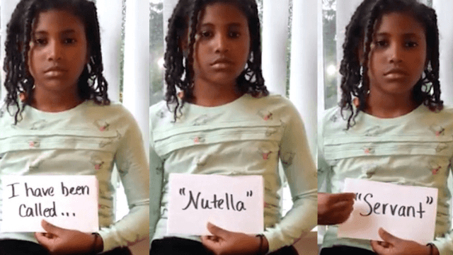 Girl calls out her racist bullies in viral Facebook video. The internet is good for something.