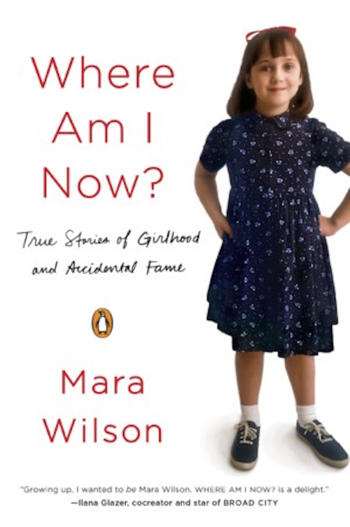 Now do you know who Mara Wilson is?