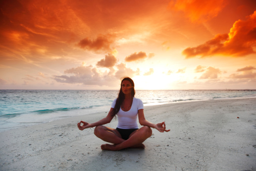 14 things you definitely shouldn't think about when meditating.