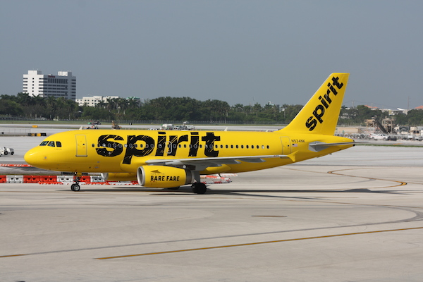 Spirit Airlines is having an oral-sex themed airfare sale.