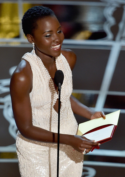 Lupita Nyong'o says what we're all hoping for with #TheActorGoesTo.