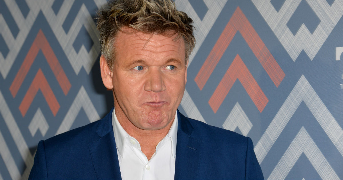Gordon Ramsay Slammed Over Sofia Vergara Interview