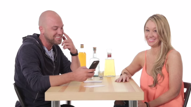 "A bunch of exes played ""Truth or Drink"" and it quickly became clear why they broke up."