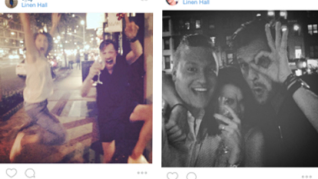 D*ckhead of the week: J. Crew VP posts Instagram pics drunkenly taunting all the people who got laid off.
