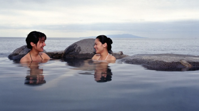A popular hot spring had to be shut down because too many people were having orgies in it.