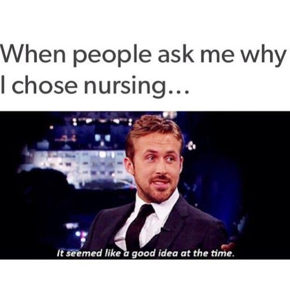 28 hilarious memes that will only be funny if you re a nurse