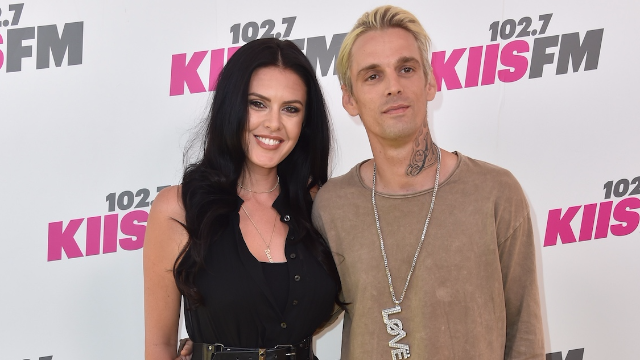 Aaron Carter and his girlfriend Madison Parker have split up.