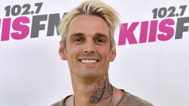 Aaron Carter reveals weight gain from rehab, says he 'feels amazing.'