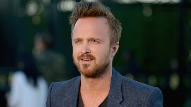 """Aaron Paul announced a Jesse Pinkman """"Breaking Bad"""" spinoff, but don't rejoice yet."""