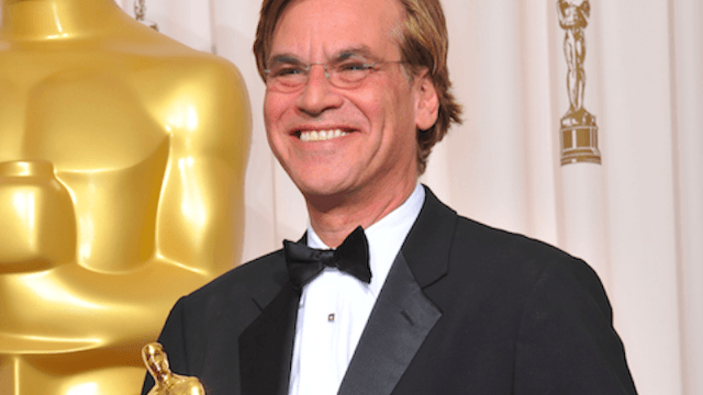 Aaron Sorkin surprised to learn that it's harder for women and minorities to get ahead in Hollywood.