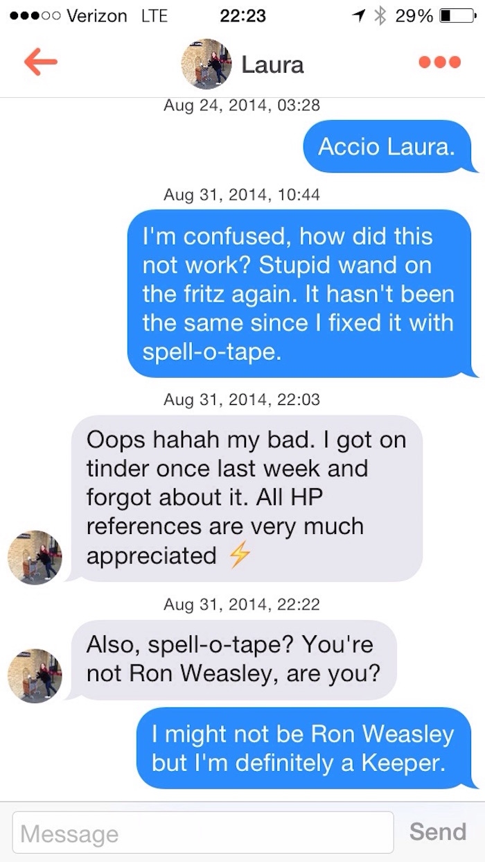 14 nerds who are killing it on Tinder with mathematical precision.