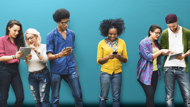 5 wholesome activities today's teens are missing out on because they're always looking at their phones.