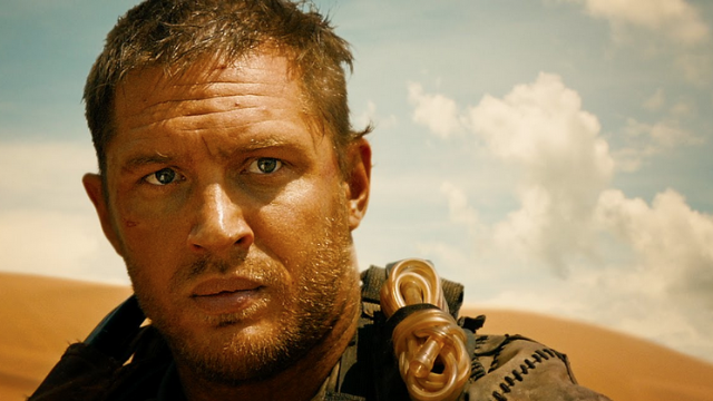 "Actor Tom Hardy shut down a reporter's stupid sexist question about ""Mad Max."""