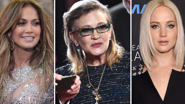 9 celebrities who were told they had to lose weight or else.