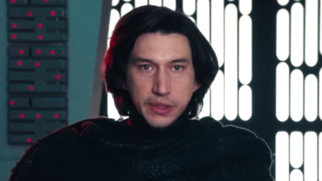 Kylo Ren went on 'Undercover Boss' to see how The First Order really feels about him on 'SNL.'