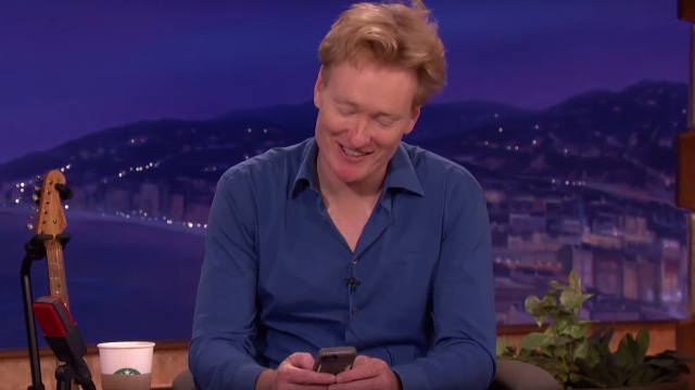 Their texts tell you all you need to know about Conan O'Brien and Adam Sandler's friendship.