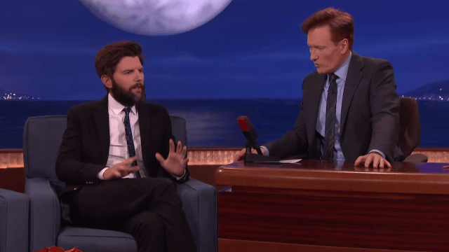 Adam Scott loves 'The Bachelorette' for feminist reasons that will give you cartoon heart eyes.