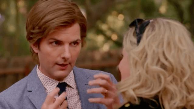 Adam Scott, the New Bradley Cooper in 'Wet Hot American Summer: Ten Years Later'