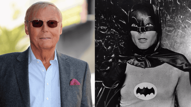 Adam West, aka Batman, has died at the age of 88.