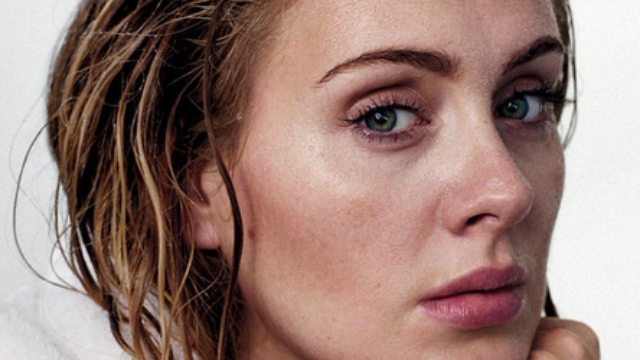 Adele opens up about how giving birth left her 'drifting away,' because Adele talks like she sings.