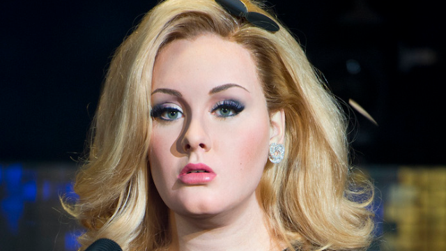 Adele's gym pic sums up the struggle of New Year's resolutions a week into January.