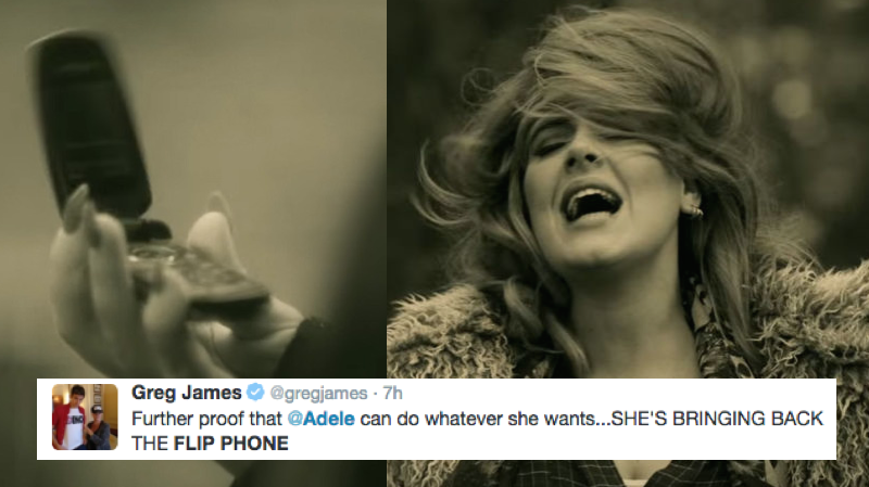 adele just released a new music video and all anyone wants