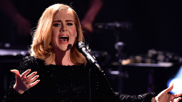 Adele's partner gave her an anniversary gift so spectacular it's worthy of Adele.