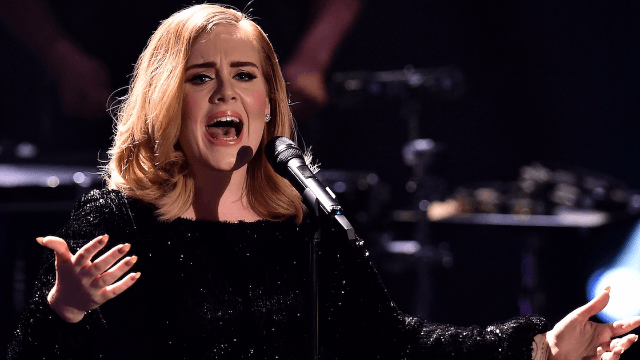 Adele gets real about her struggle with postpartum depression.