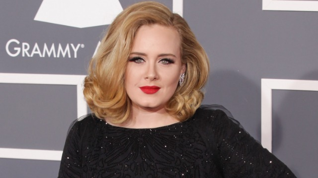 Adele posts birthday photo with new look, fans and friends wish her well.