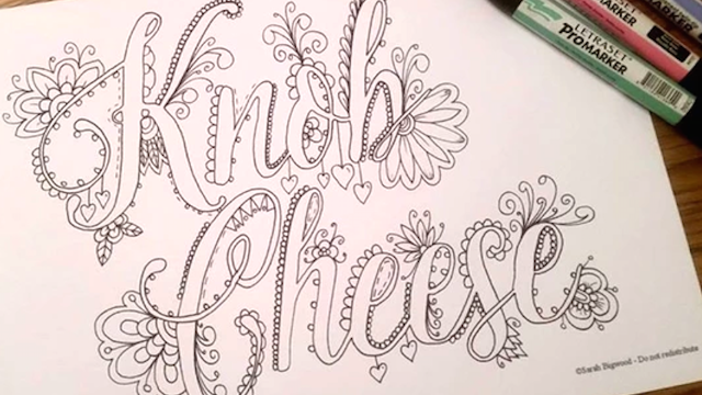 This Coloring Book Of British Curse Words Would Make A Bleeping Good Gift